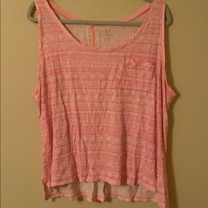 Old Navy Boyfriend Tank